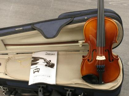 分数ヴァイオリン
