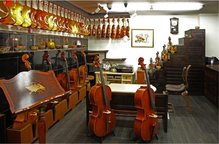 京都四条烏丸店