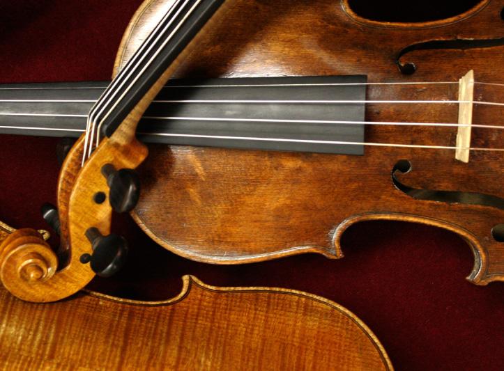 入門・ミドルクラスのヴァイオリン・ヴィオラ・チェロ、楽弓