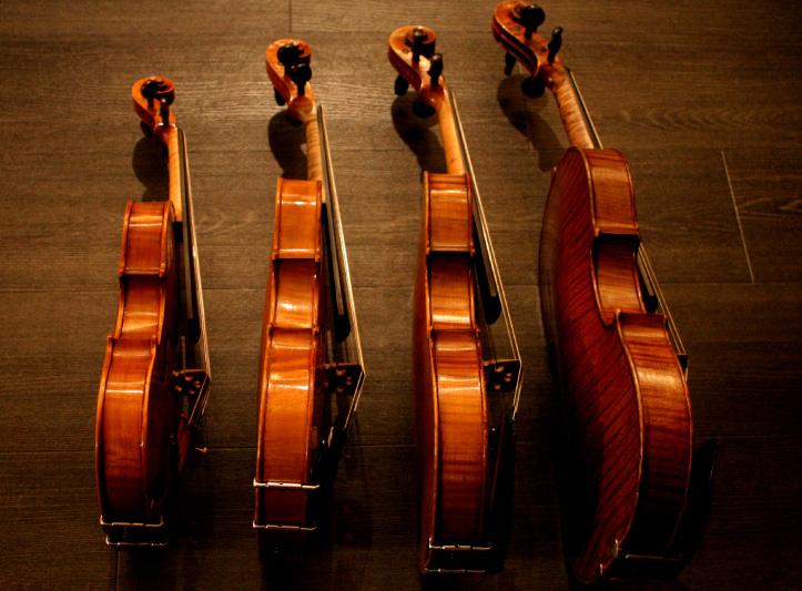 分数ヴァイオリン・分数チェロ