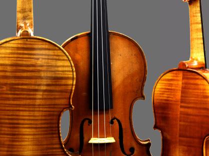 オールド分数ヴァイオリン、チェロ
